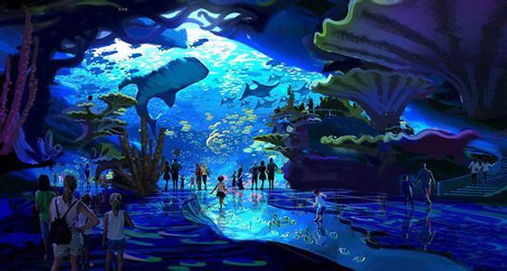 (学生夏令营)珠海长隆海洋王国,体验全新英雄岛,烟花